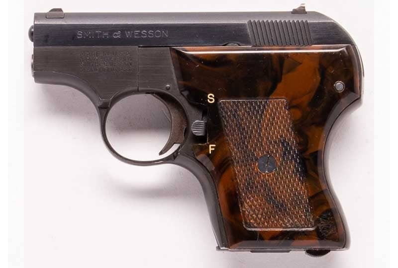sw pocket pistol