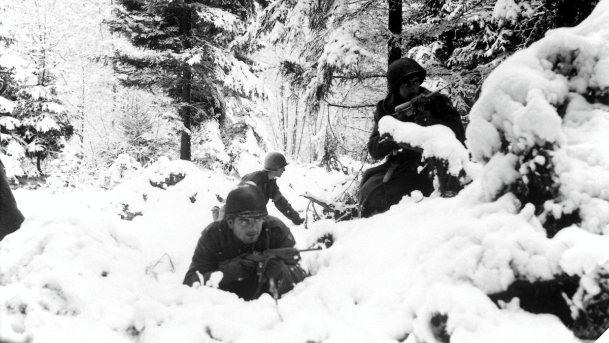 The Battle of the Bulge at 75: The Guns They Carried