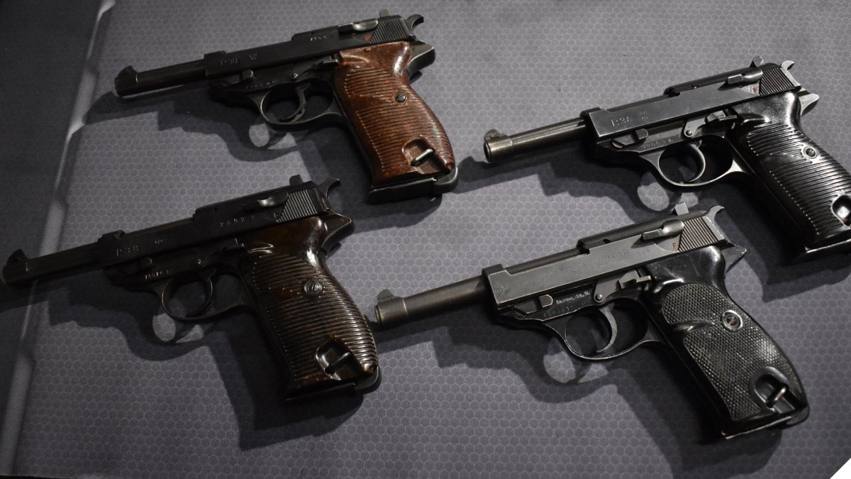 The World of German P-38s: Walther, Mauser, Spreework and Otherwise
