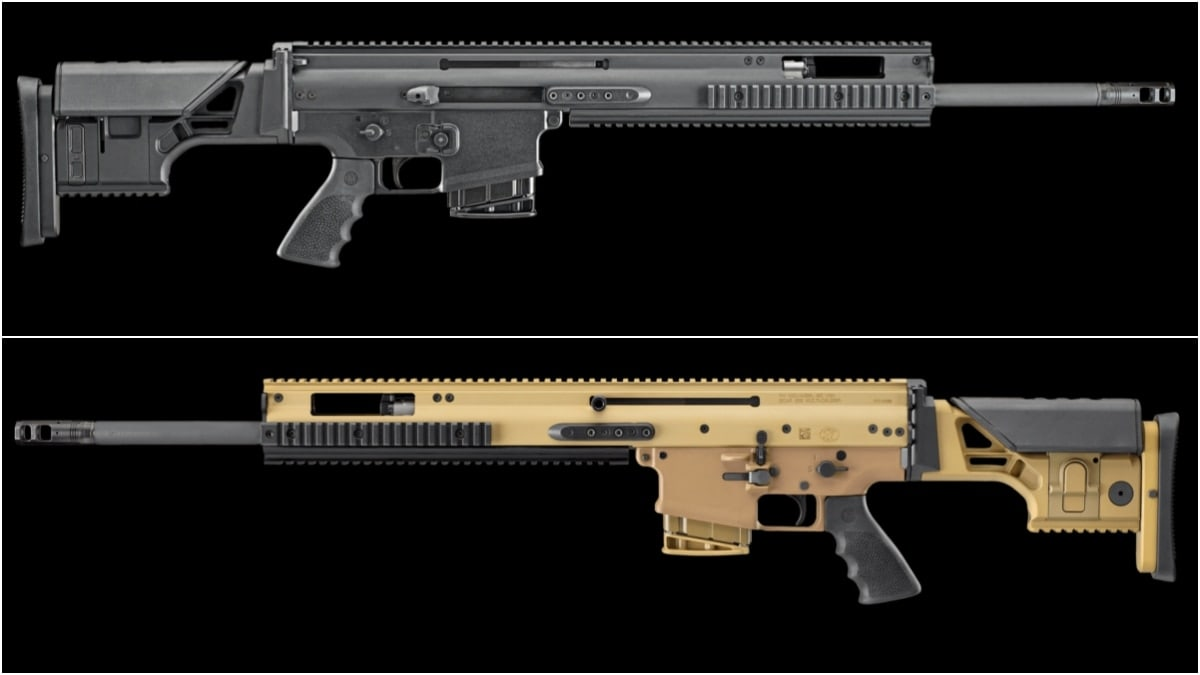 A 6.5 Creedmoor SCAR: FN Debuts New Caliber, Colors for SCAR 20S Rifle