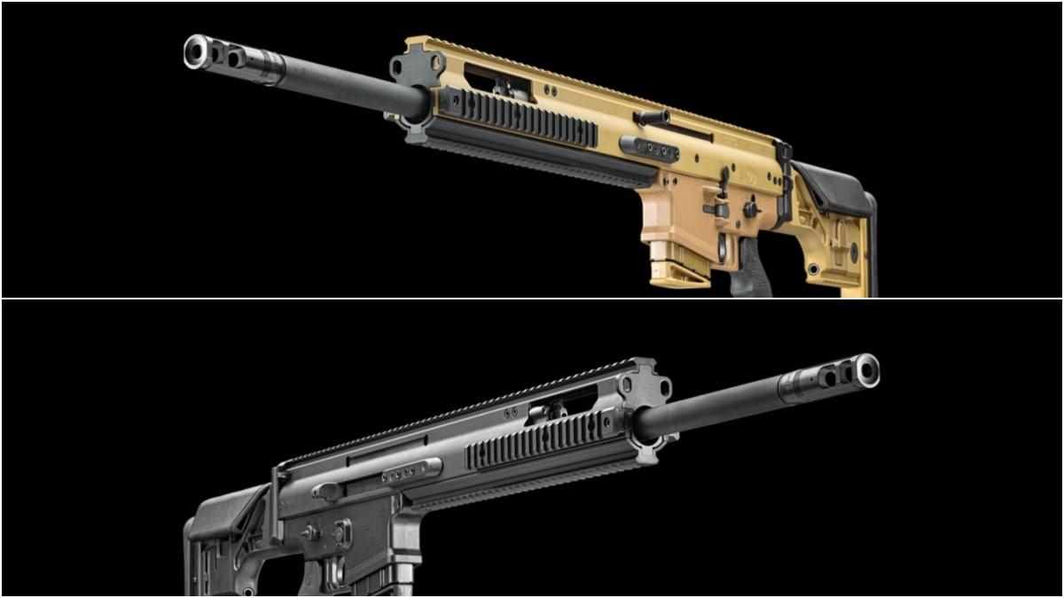 6.5 creedmoor SCAR FN 20S