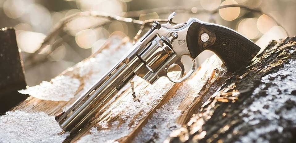 Colt Python 2020 ac