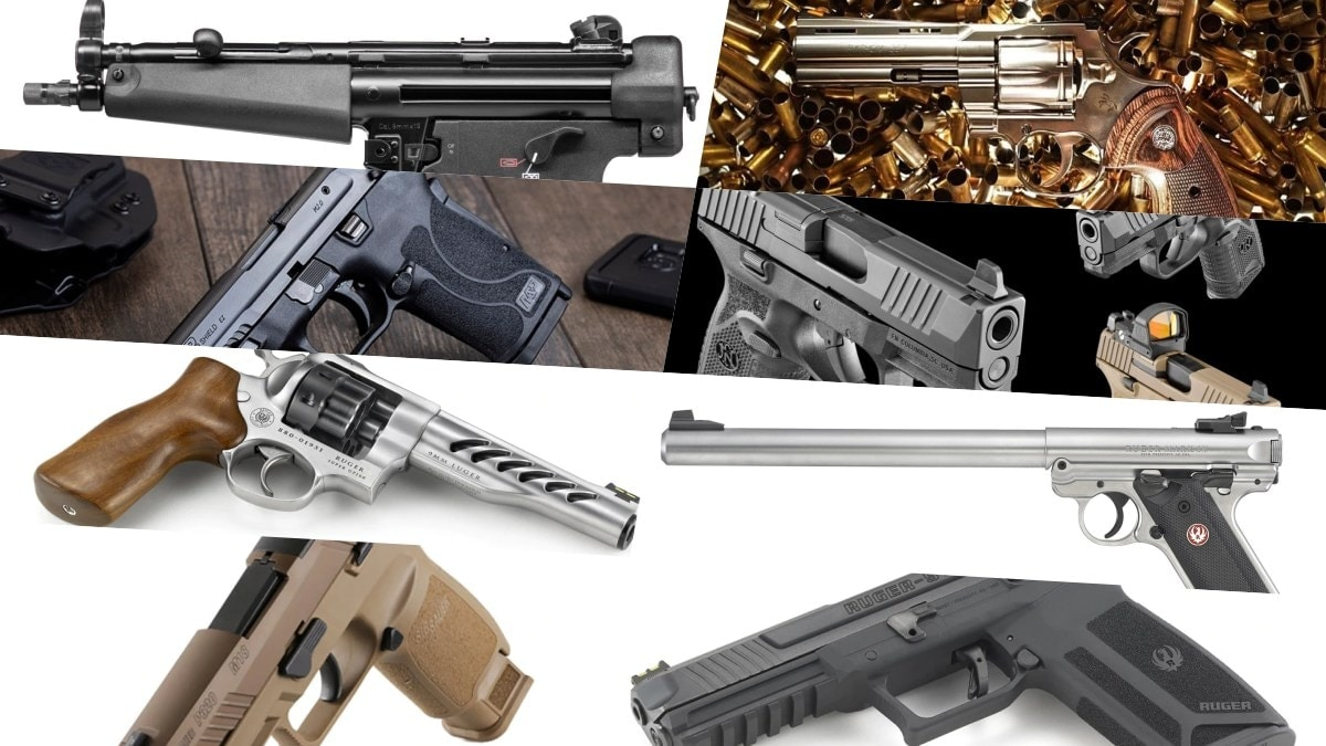 Exciting New Handguns Inbound to SHOT Show 2020