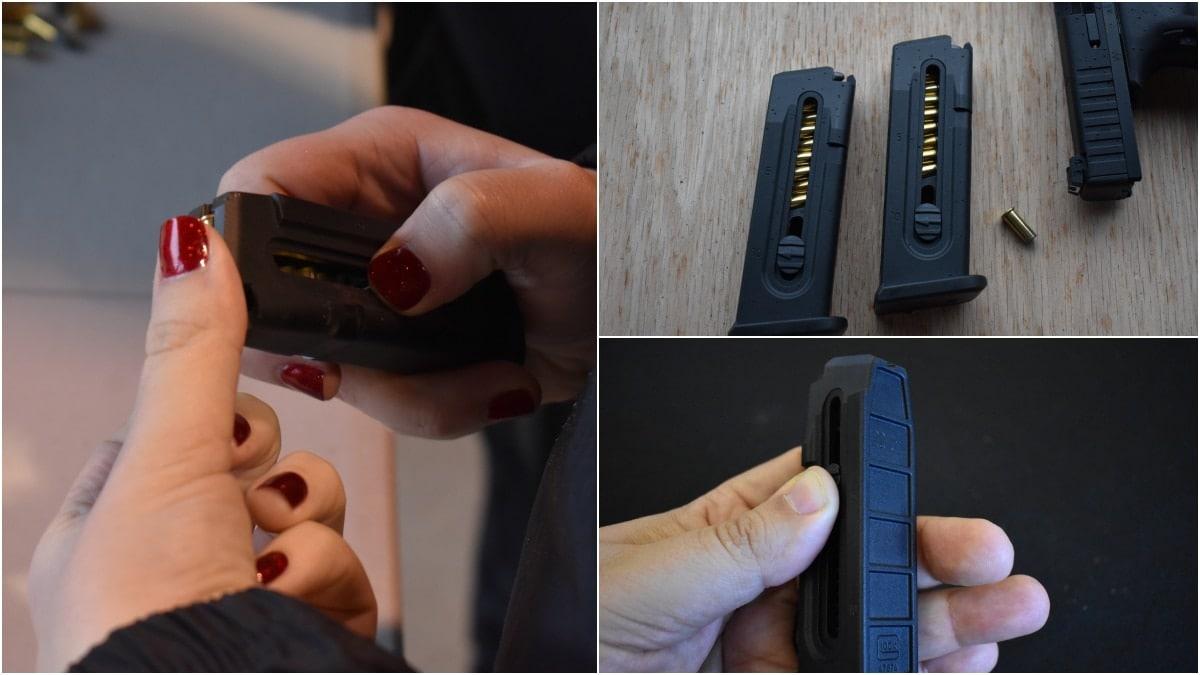 Glock G44 22LR magazines