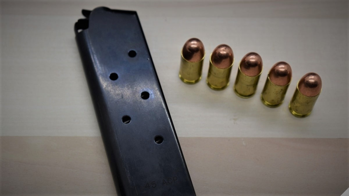 Gun Group Warns State Lawmakers Considering 5-Round Mag Limit