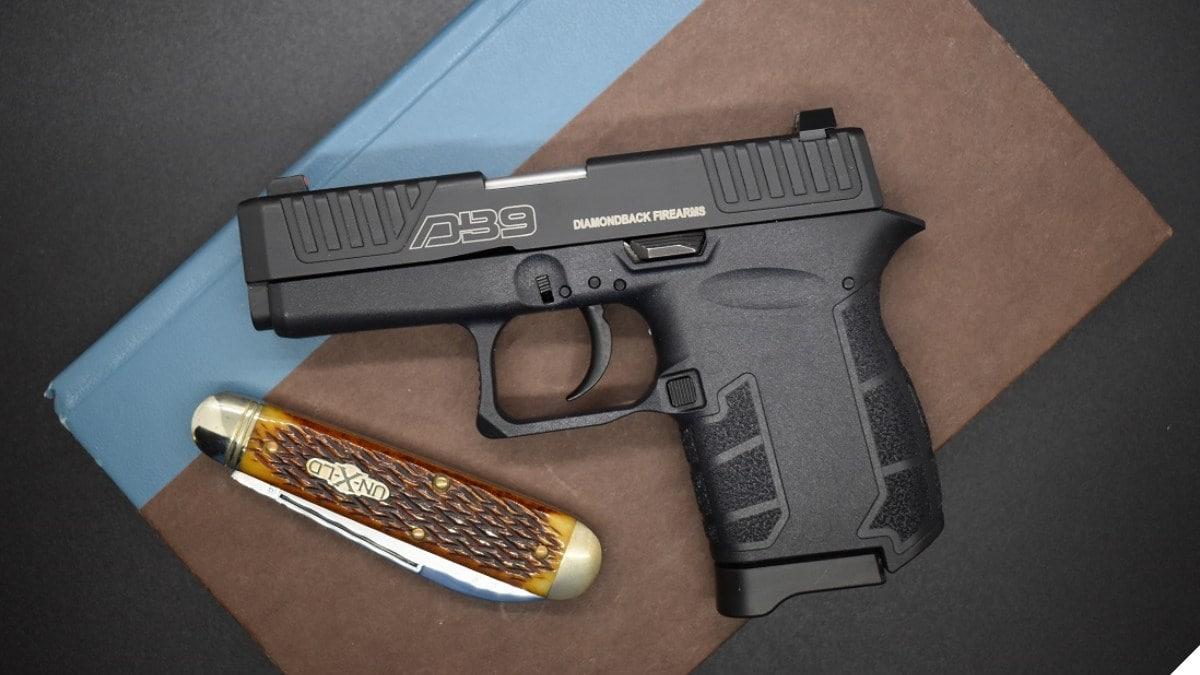 Gun Review: Diamondback DB9 Gen 4 After 3 months & 1,000 rounds