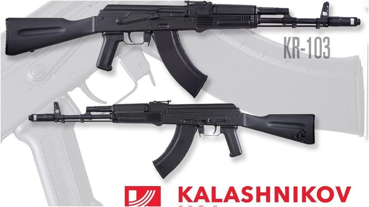 Kalashnikov USA Promises New KR-103 AK for 2020