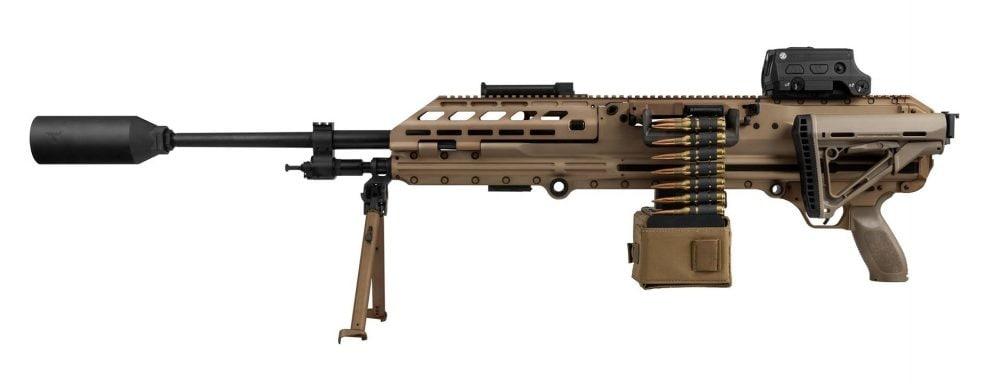 MG 338 Machine Gun Sig Sauer