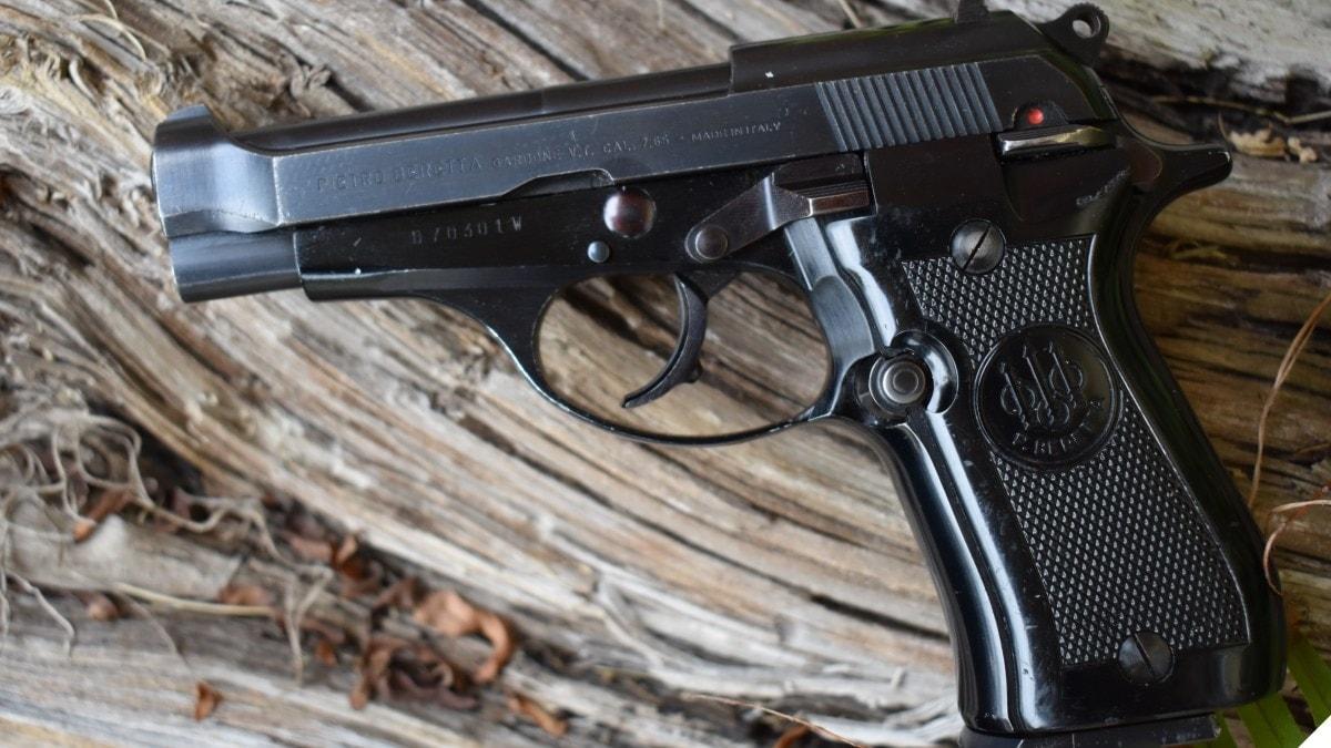 Beretta 80 series pistol