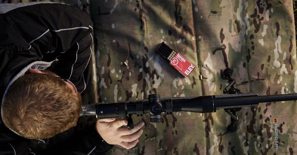 New Bergara B-14R rifle 22 Caliber Training Rifle