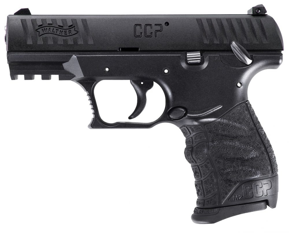 New Easy-to-Rack Walther CCP M2 Pistol in .380ACP Now Shipping 2