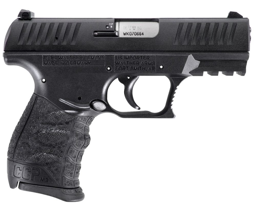 New Easy-to-Rack Walther CCP M2 Pistol in .380ACP Now Shipping