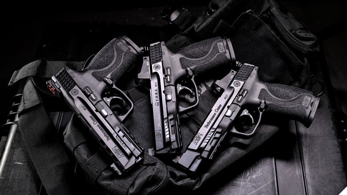 New Smith & Wesson Performance Center M&P M2.0...