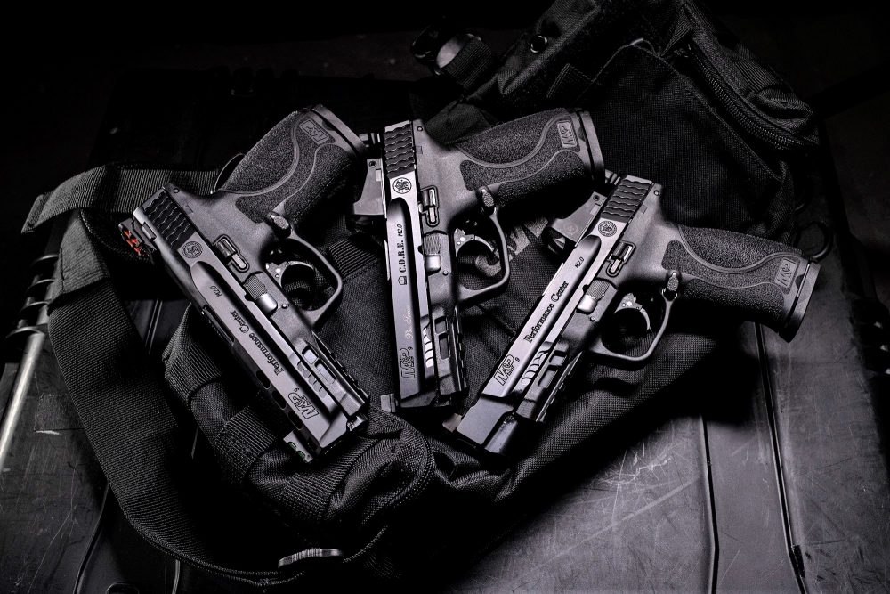 New Smith & Wesson Performance Center M&P M2.0 Pistols