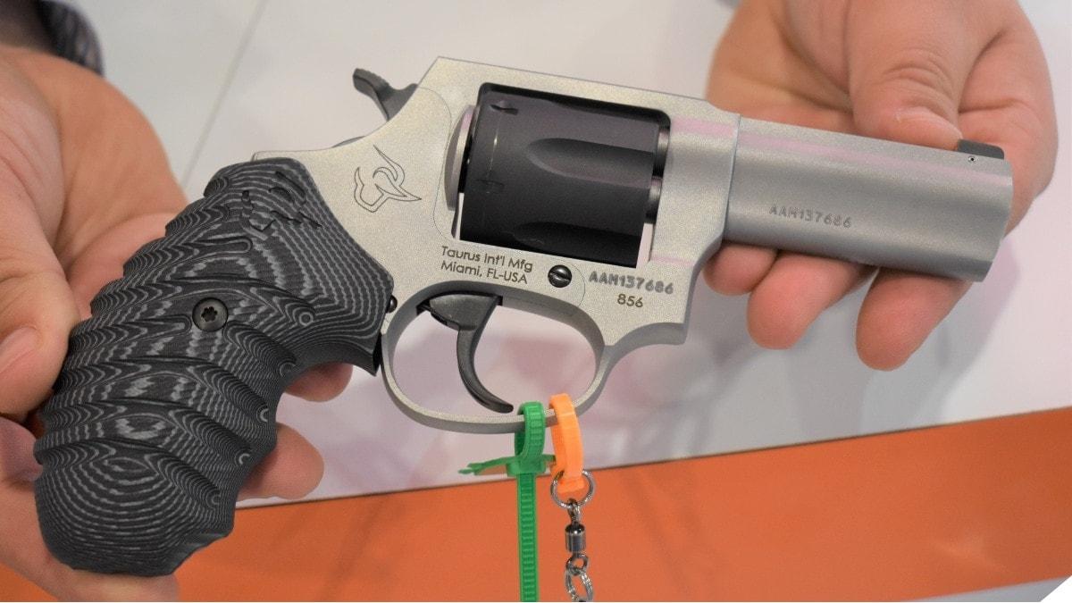 New Taurus Defender 856 3-inch Revolver Line Unveiled