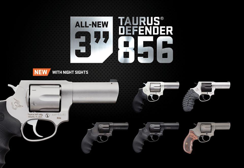 Taurus 856