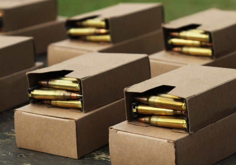 Olin-Winchester Gets $75 Million Army Ammo Contract