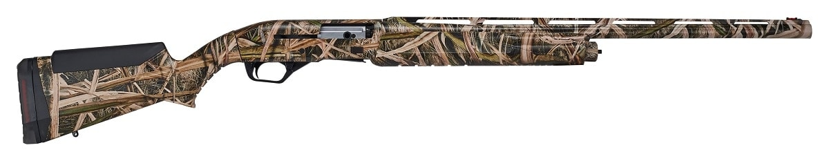 The Renegauge Waterfowl model, with Mossy Oak Shadow Grass Blades camo patterns, will be available in 26- and 28-inch variants for an MSRP of $1,549.