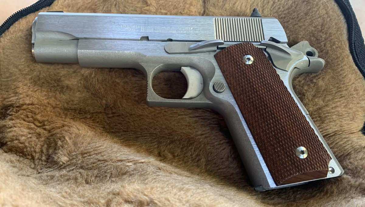 Randall 1911s gdc LeMay