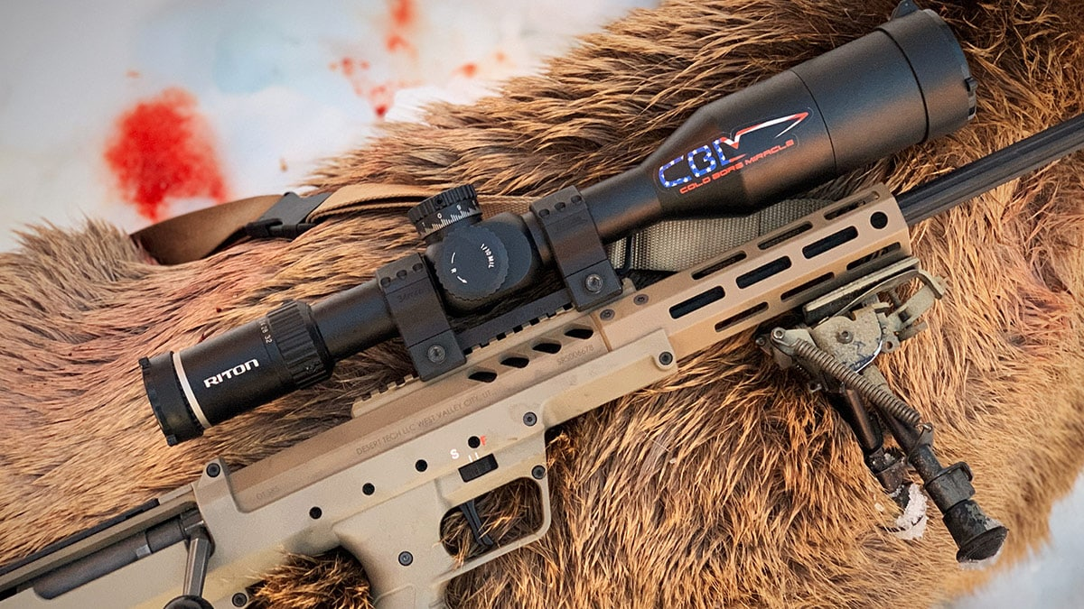 Riton Mod 7 Brings Long Range Features to Hunters
