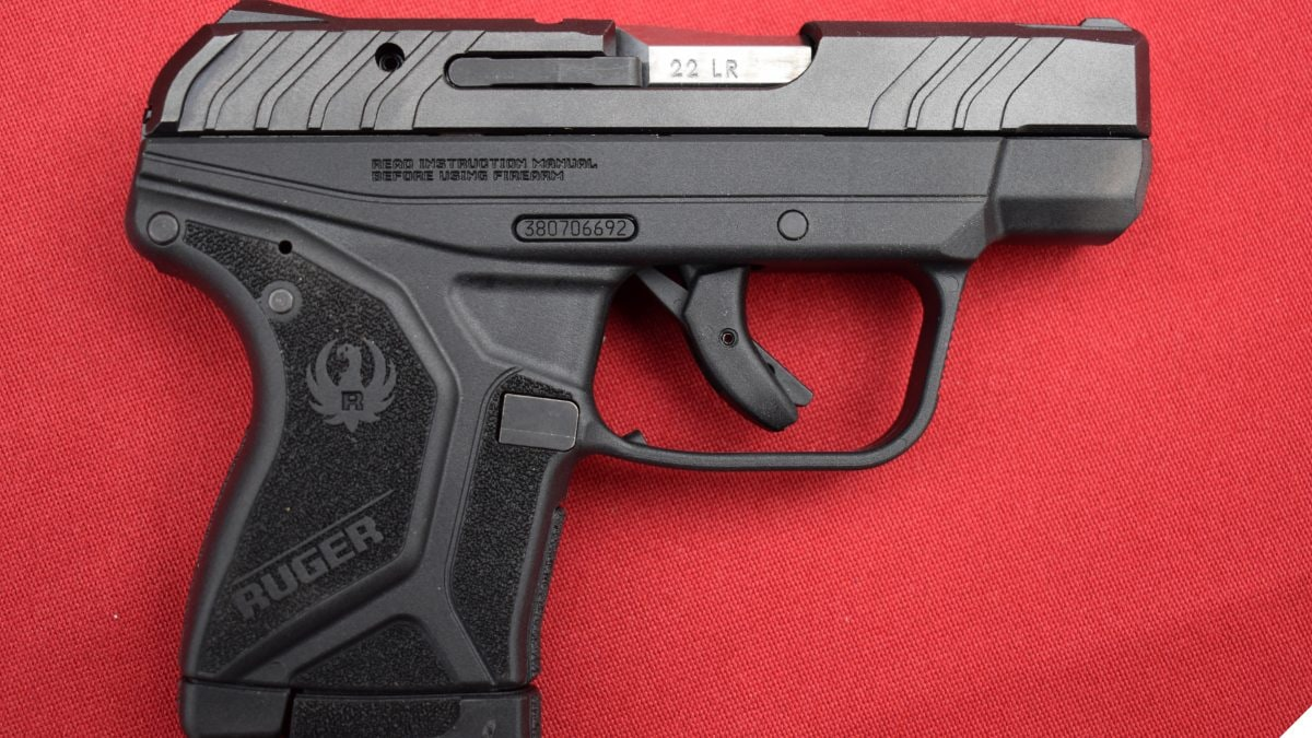 Ruger's New Rimfire LCP II: The Lite Rack 22LR