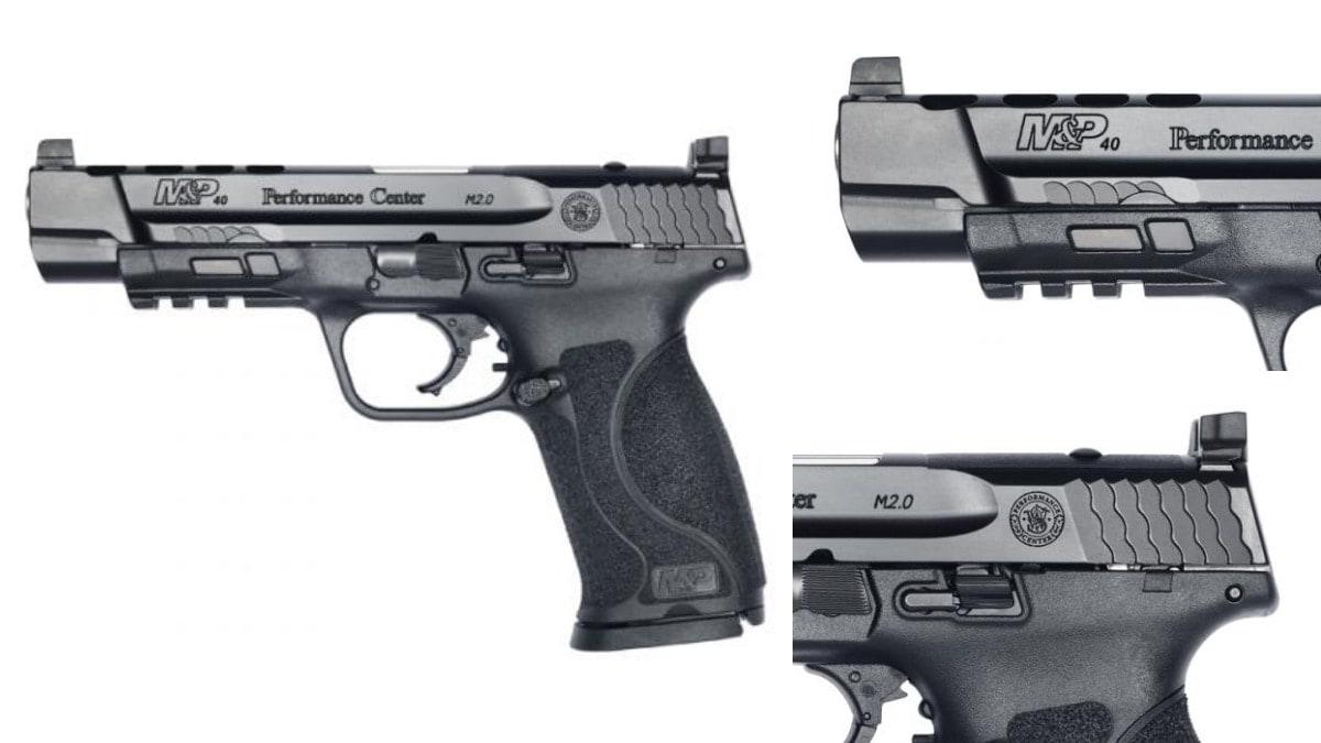 SW MP M20 C.O.R.E. ported model