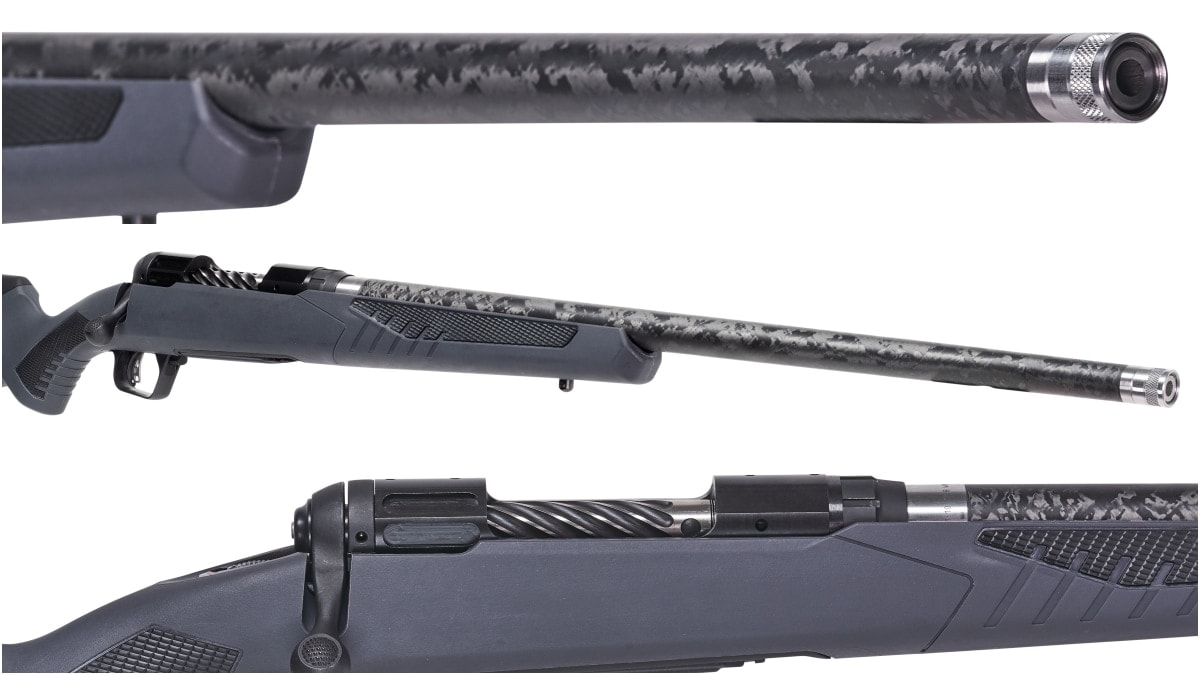 Savage Debuts New 6lb 110 Ultralite Rifle w PROOF Research Barrel
