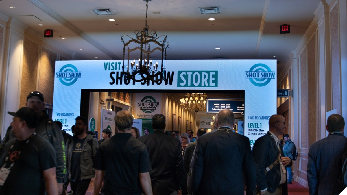 Visit Guns.com's Booth at SHOT Show 2020 in Las Vegas