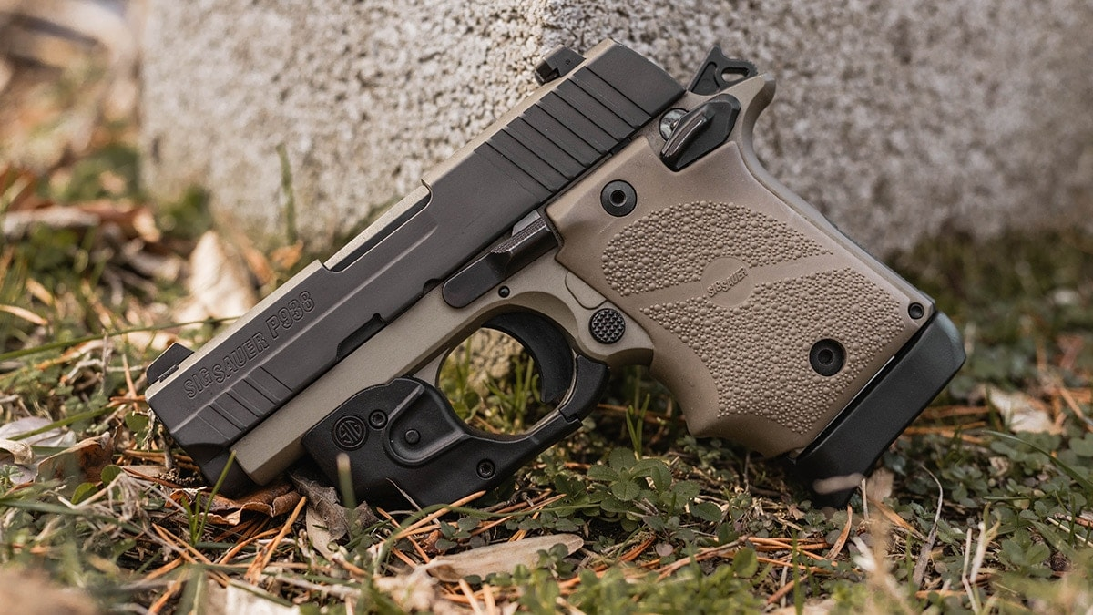 Sig Sauer P938: A BUG for 9mm Fans