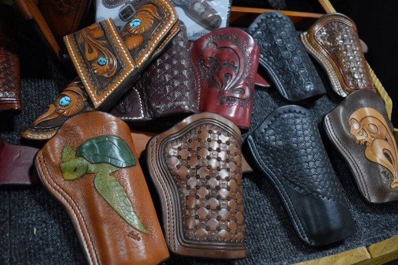 Slickbald holsters had a little bit of something for everyone