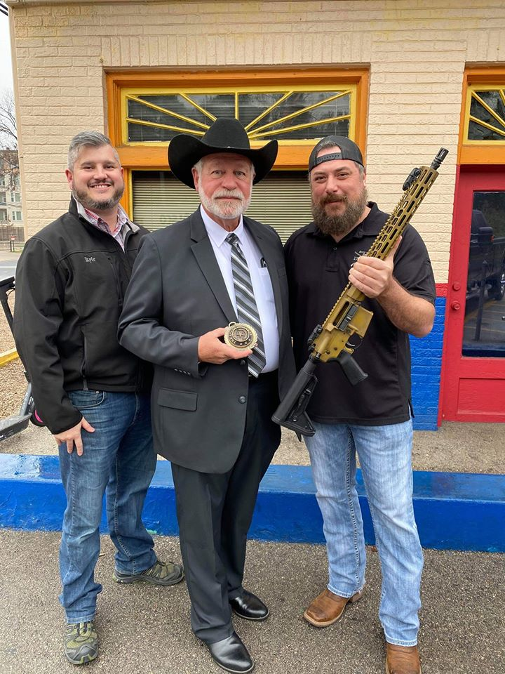 Sons Of Liberty GunWorks Jack Wilson