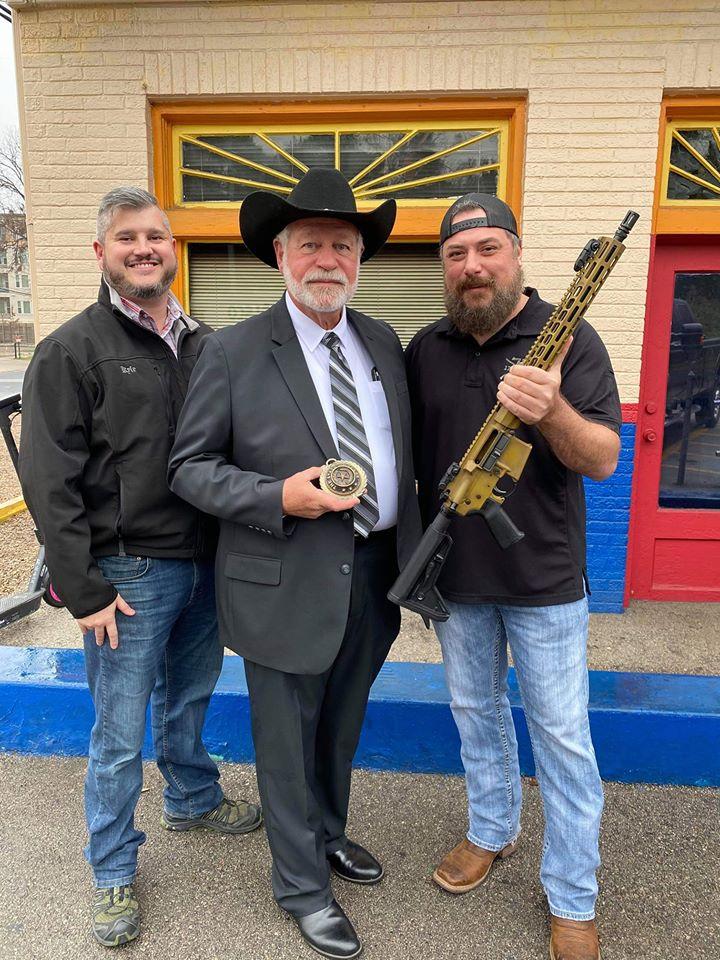 Sons Of Liberty GunWorks Jack Wilson