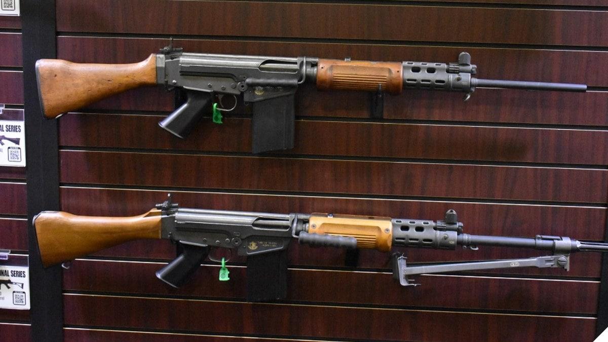 Walking Around SHOT Show 2020: A Gallery of Guns
