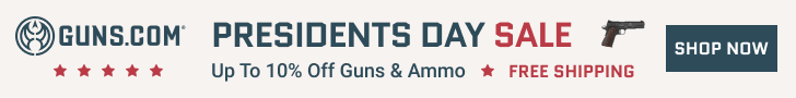 Visit Guns.com's store for great deals on new and used firearms