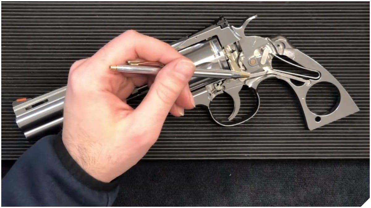 Colt Issues Update on Questions with the New Python Revolver