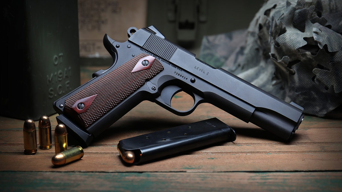 1911 Popularity: How Browning's Iconic Design Has Stayed the Course