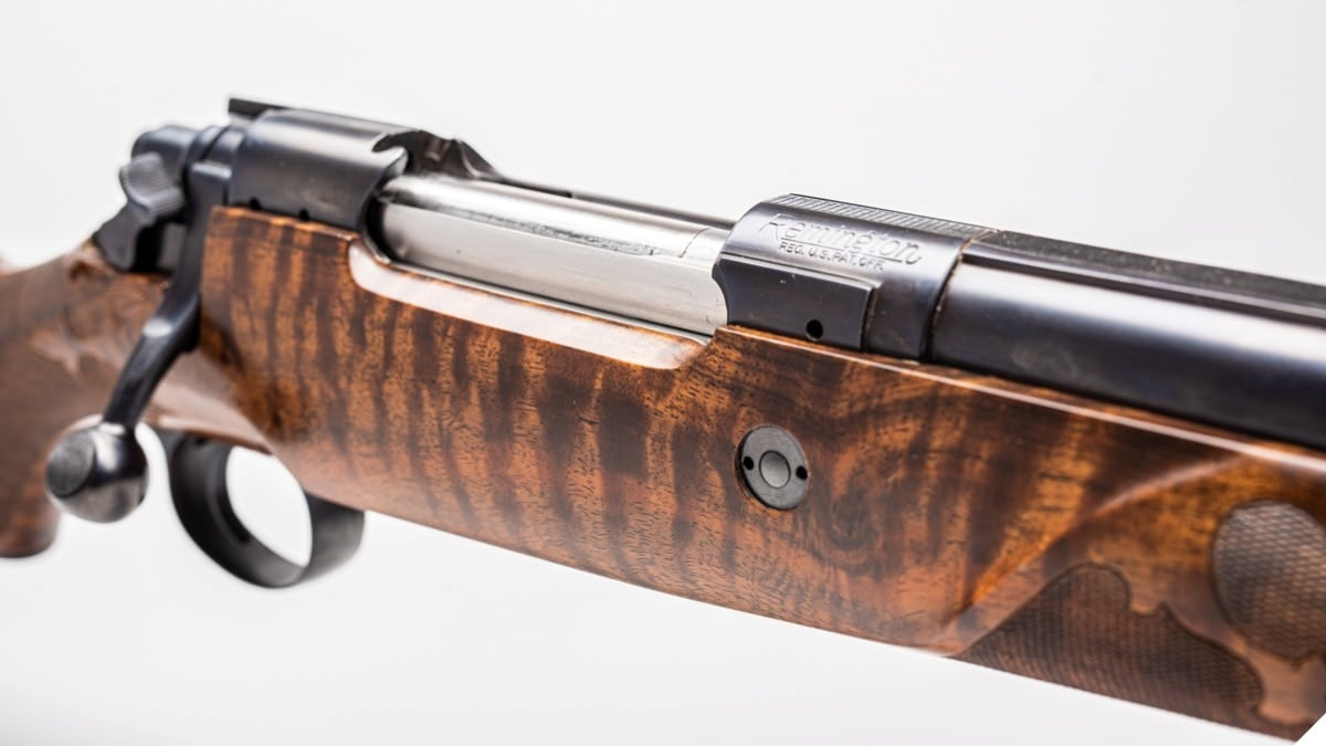 Come, Visit with this Beautiful Frank Pachmayr Custom Rifle