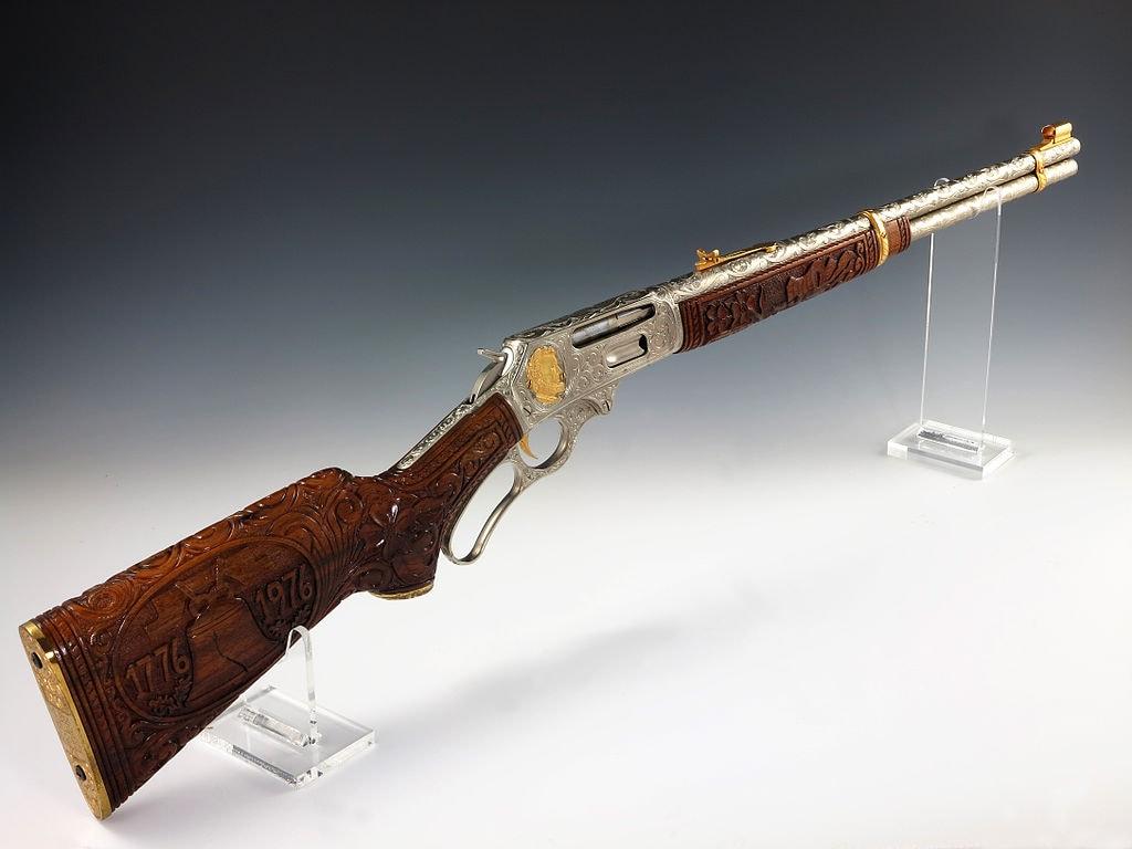 Ford Bicentennial Rifle Marlin