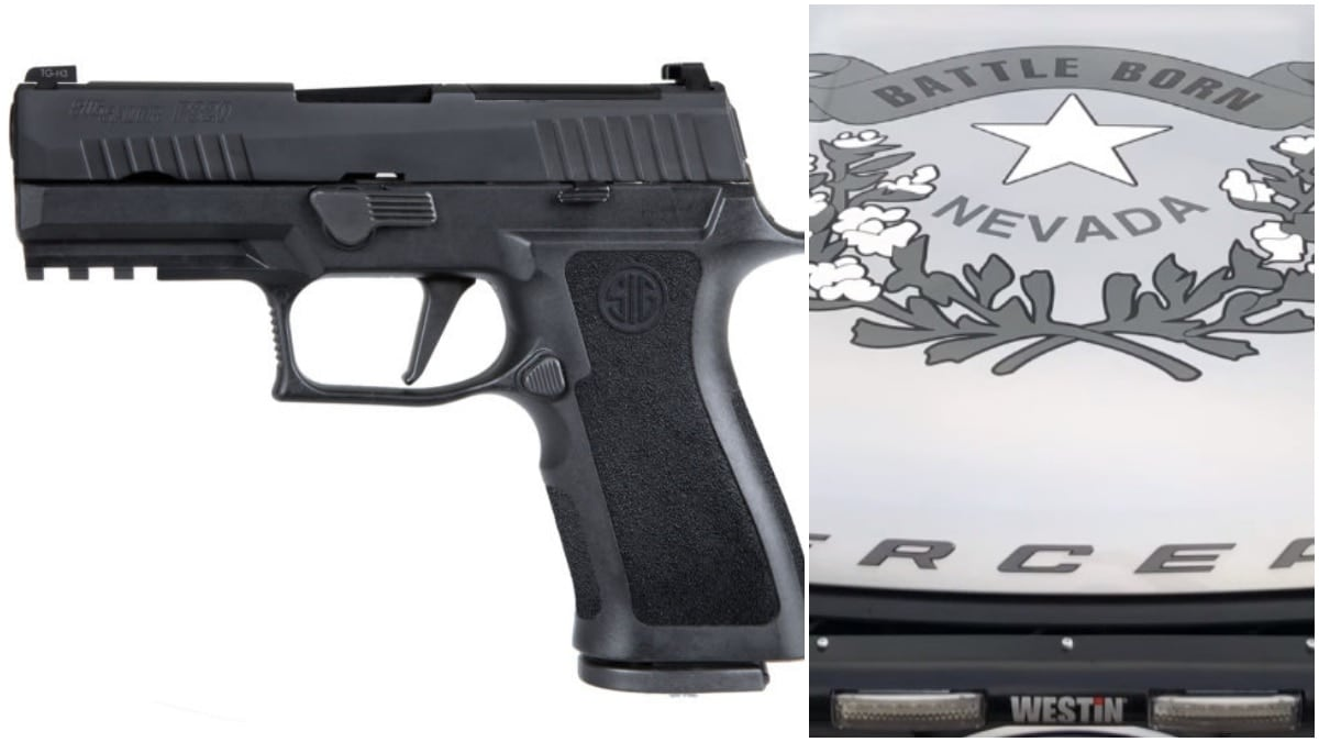 Nevada Highway Patrol Completes Switch to Sig Sauer P320