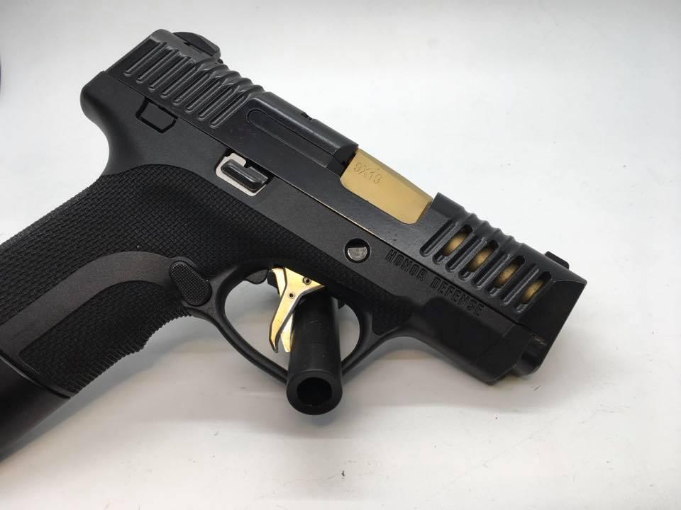 New Honor Defense Pro9 Model 3