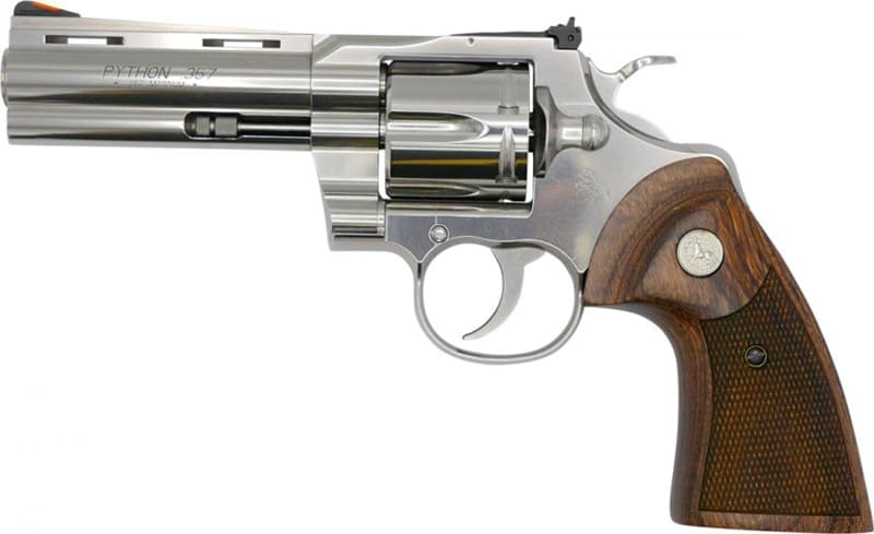 Best Revolvers available today colt python
