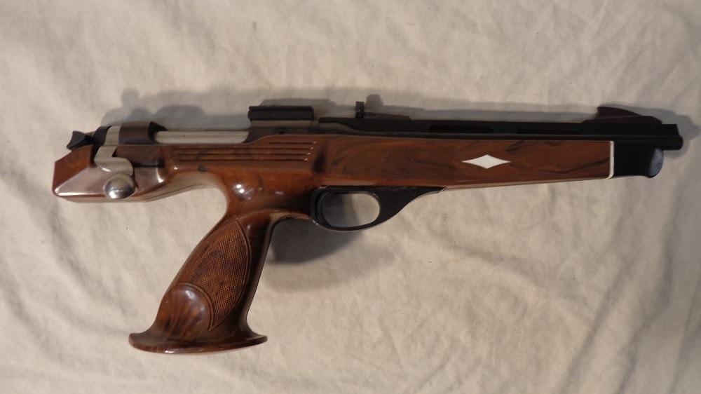 Remington XP100 pistol nylon stock