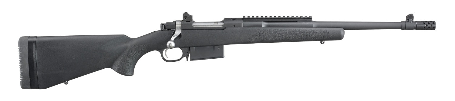 Ruger Scout Rifle in 350 Legend