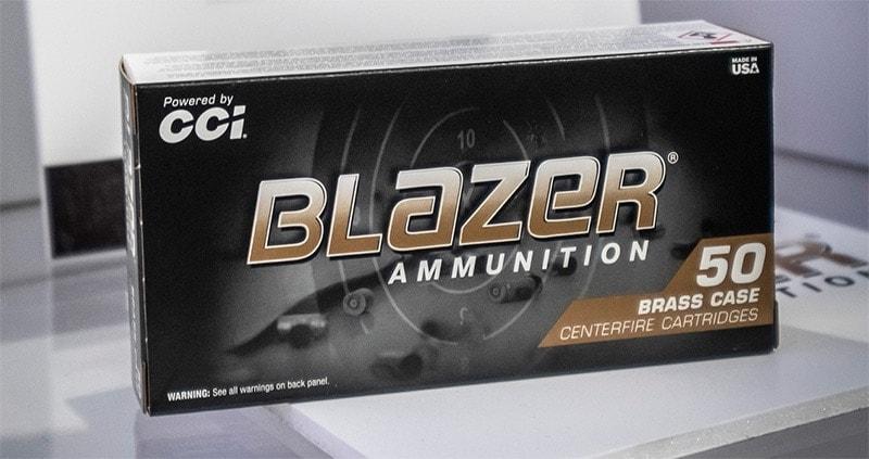 10mm Auto Joins Blazer Brass Handgun Ammo Lineup