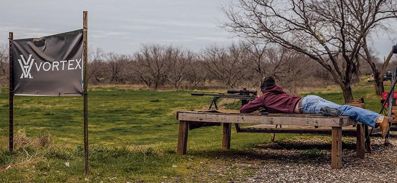 Texas Range Day
