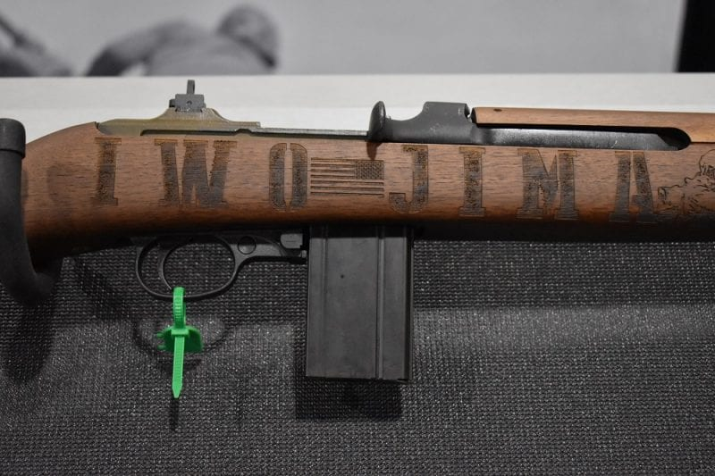 Thompson Auto-Ordnance Introduces Commemorative Iwo Jima Series (5)