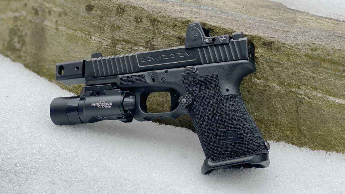 Zev Custom Gun