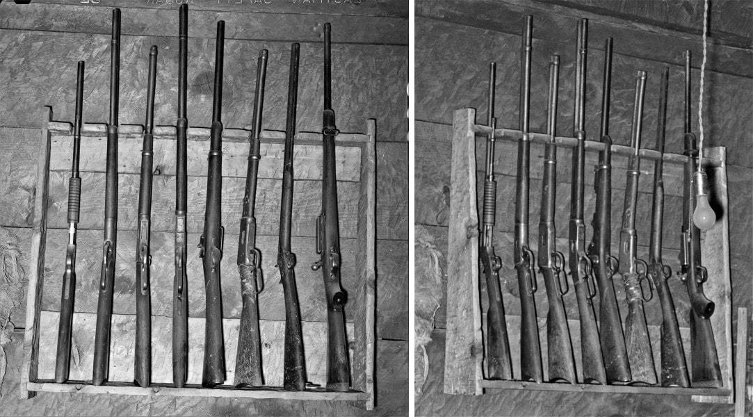gun rack sidebyside