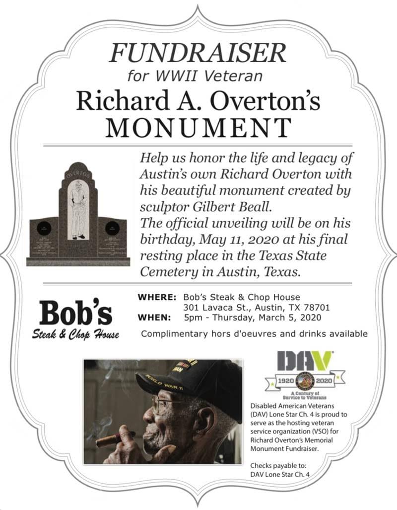richard overton memorial veteran