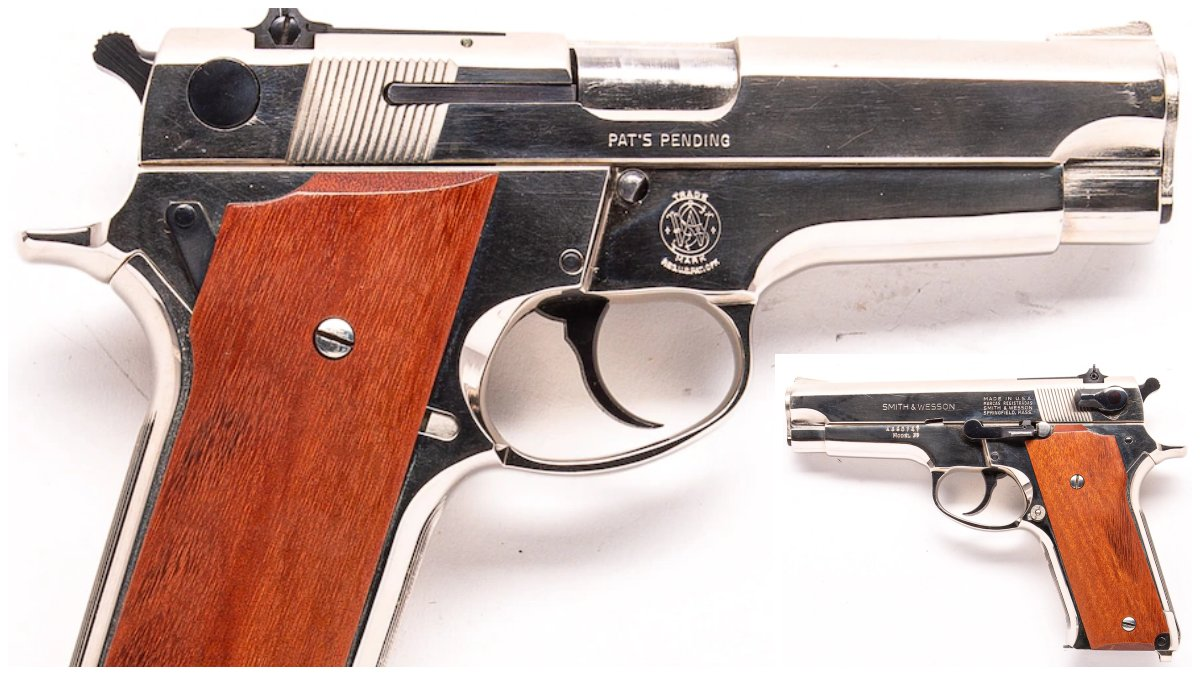 smith wesson 59